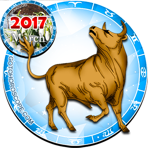 Daily Horoscope for Taurus for March 10, 2017