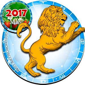 Monthly May 2017 Horoscope for Leo