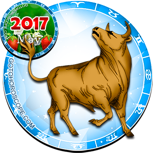 Monthly May 2017 Horoscope for Taurus