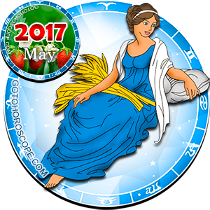 Monthly May 2017 Horoscope for Virgo