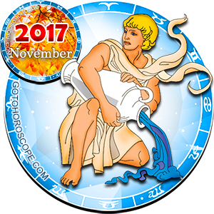 2017 November Horoscope Aquarius for the Rooster Year