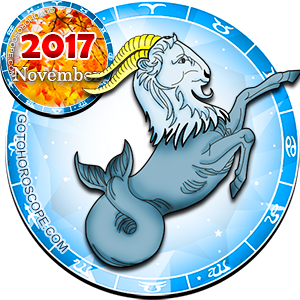 2017 November Horoscope Capricorn for the Rooster Year