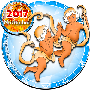 Daily Horoscope for Gemini for November 16, 2017