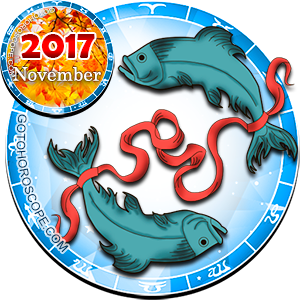 2017 November Horoscope Pisces for the Rooster Year
