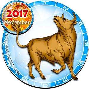 Taurus Horoscope for November 2017