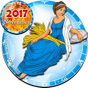 Daily Horoscope for Virgo for November 16, 2017