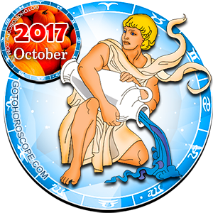Daily Horoscope for Aquarius for October 6, 2017