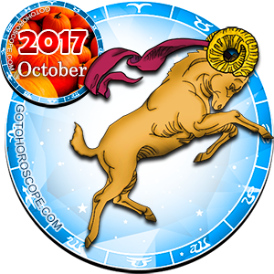 Aries Horoscope for October 2017