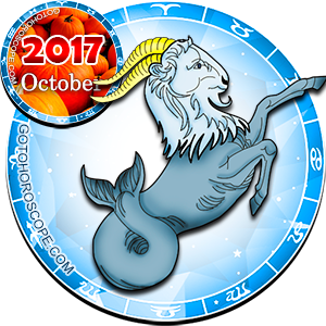 Daily Horoscope for Capricorn for October 17, 2017
