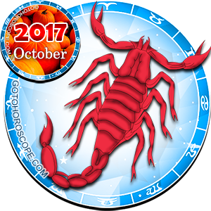 Daily Horoscope for Scorpio for October 13, 2017