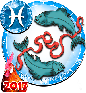 2017 Horoscope for Pisces Zodiac Sign