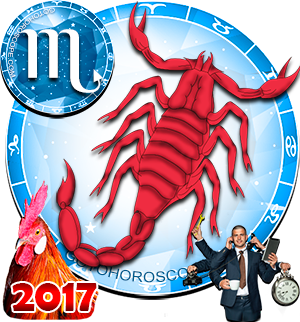 2017 Work Horoscope for Scorpio Zodiac Sign