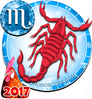 2017 Horoscope Scorpio
