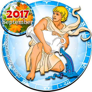 Daily Horoscope for Aquarius for September 9, 2017