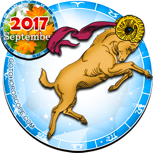 2017 September Horoscope Aries for the Rooster Year
