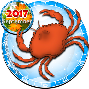 2017 September Horoscope Cancer for the Rooster Year