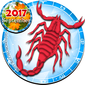 2017 September Horoscope Scorpio for the Rooster Year