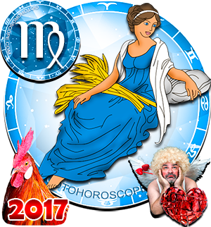 2017 Love Horoscope Virgo for the Rooster Year
