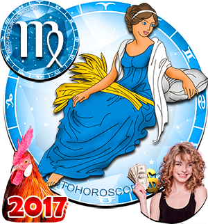 2017 Money Horoscope Virgo for the Rooster Year