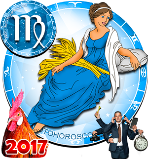 2017 Work Horoscope Virgo for the Rooster Year