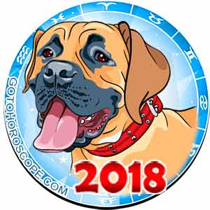 Oriental 2018 Horoscope for the Dog year
