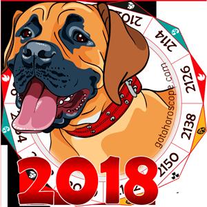 Chinese 2018 Horoscope