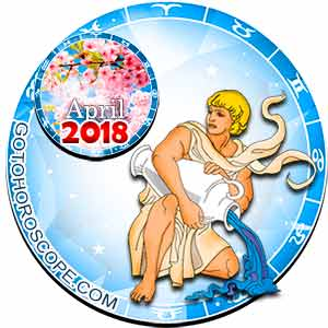 Aquarius Horoscope for April 2018
