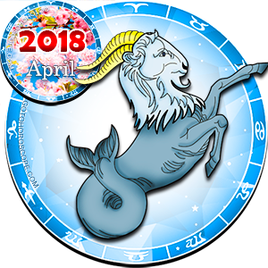 2018 April Horoscope Capricorn for the Dog Year
