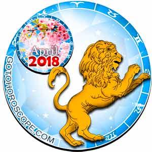 Leo Horoscope for April 2018