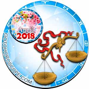 Libra Horoscope for April 2018