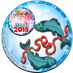 Pisces Horoscope for April 2018