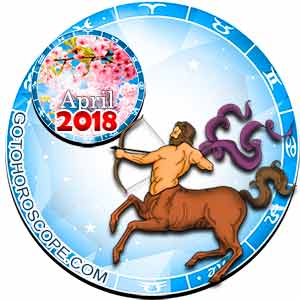 Sagittarius Horoscope for April 2018