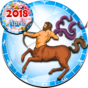 2018 April Horoscope Sagittarius for the Dog Year