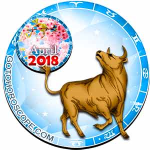 Taurus Horoscope for April 2018