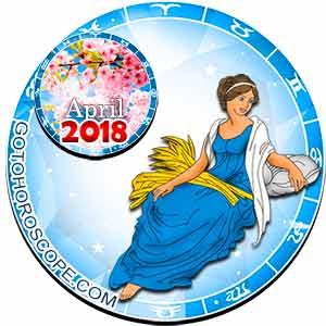Virgo Horoscope for April 2018