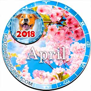 April 2018 Horoscope