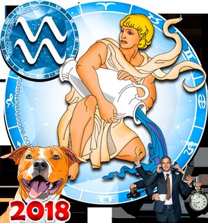 2018 Work Horoscope for Aquarius Zodiac Sign