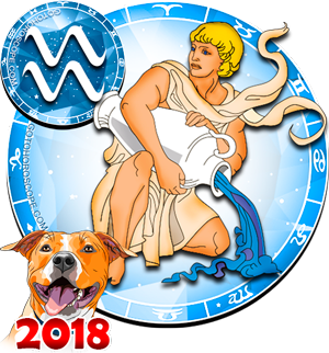 2018 Horoscope Aquarius