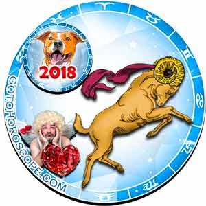 2018 Love Horoscope for Aries Zodiac Sign