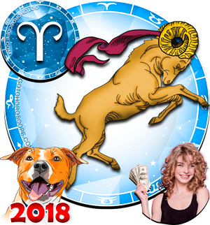 2018 Money Horoscope for Aries Zodiac Sign