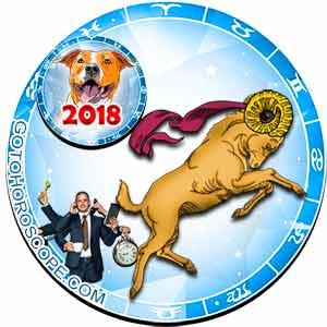 2018 Work Horoscope for Aries Zodiac Sign