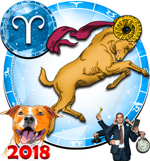 2018 Work Horoscope Aries for the Dog Year