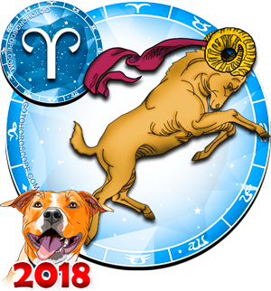 2018 Color Horoscope for Aries Zodiac Sign