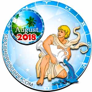 Aquarius Horoscope for August 2018