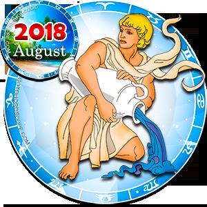 Aquarius Horoscope for August 2018