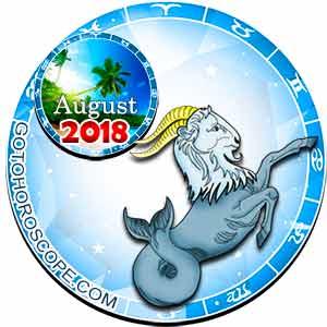 Capricorn Horoscope for August 2018