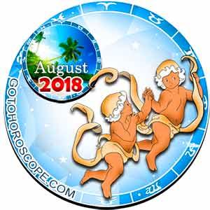 Gemini Horoscope for August 2018