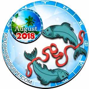 Pisces Horoscope for August 2018