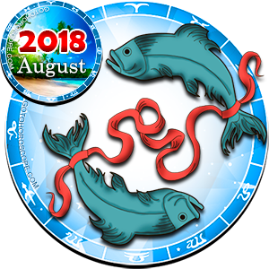 Monthly August 2018 Horoscope for Pisces