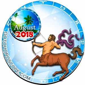Sagittarius Horoscope for August 2018
